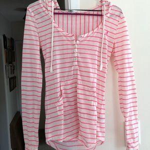 Volcom Tops - Volcom Hooded Long Sleeve Shirt